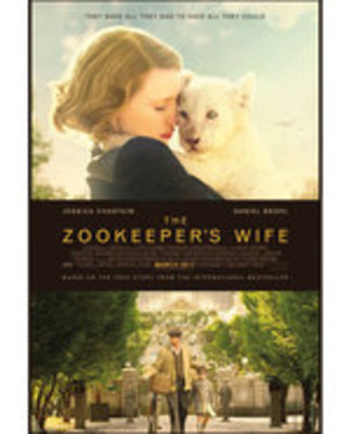 Icon of the event Adult Afternoon Movie: The Zookeeper's Wife (2017)