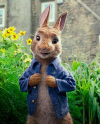 Icon of the event Kids' Movie - Peter Rabbit