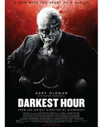 Icon of the event Adult Afternoon Movie: Darkest Hour (2017)