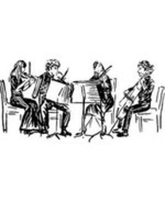 Icon of the event Live in the Library - Epic String Quartet