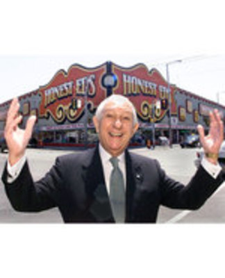 Icon of the event The Legacy of Honest Ed Mirvish