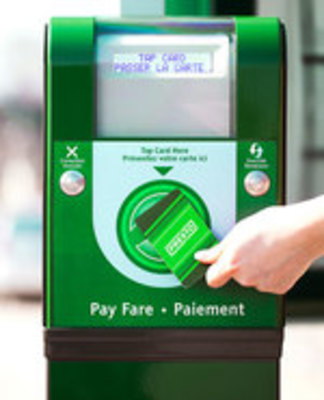 Icon of the event Learn about the PRESTO Card