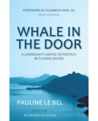 Icon of the event Pauline Le Bel: Whale in the Door