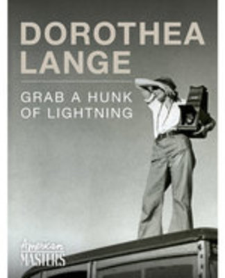 Icon of the event Dorothea Lange: Grab a Hunk of Lightning