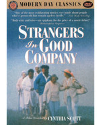 Icon of the event Strangers in Good Company