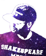 Icon of the event Shakespeare Hip Hop Fusion Project