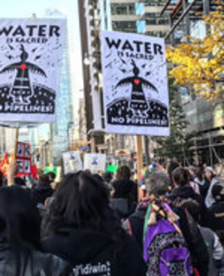 Icon of the event Indigenous Environmental Justice Project - Indigenous Youth in Toronto