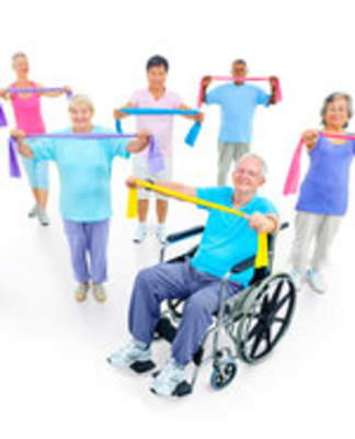 Icon of the event Bands and Balance Exercise Class
