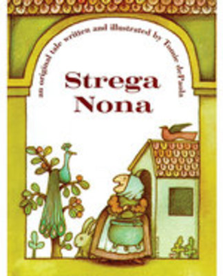 Icon of the event Puppet Show: Strega Nona