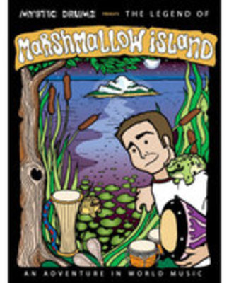Icon of the event Mystic Drumz: The Legend of Marshmallow Island