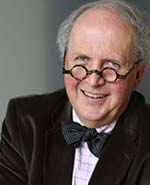 Icon of the event STAR TALKS: Alexander McCall Smith (RUSH SEATS ONLY)
