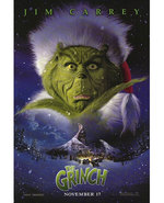 Icon of the event Saturday Family Movie: Dr. Seuss' How the Grinch Stole Christmas