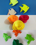 Icon of the event After School Club: Let's Do Origami!