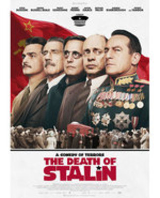 Icon of the event Movie Night: The Death of Stalin (drama/comedy)