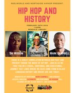 Icon of the event Hip Hop and History