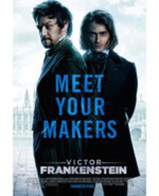 Icon of the event Movie: Victor Frankenstein (2015)