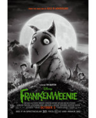 Icon of the event Halloween Movie: Frankenweenie