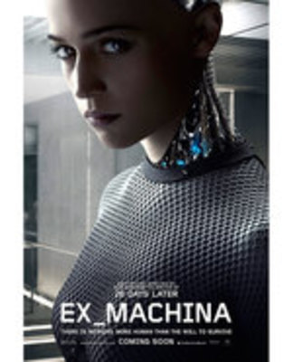 Icon of the event Ex Machina (2014) Screening