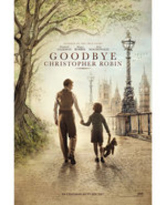 Icon of the event Adult Afternoon Movie: Goodbye Christopher Robin (2017)