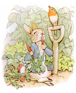 Icon of the event Little Red Theatre presents The Tale of Peter Rabbit
