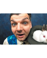 Icon of the event Magician Owen Anderson: The Happy Rabbit Magic Show