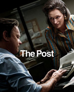 Icon of the event NEW DATE!  November 8 Movie @ Palmerston: The Post
