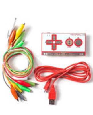 Icon of the event Makey Makey for Kids (10+)