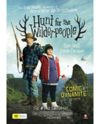 Icon of the event Film Night: Hunt for the Wilderpeople