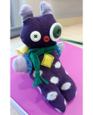 Icon of the event DIY Sock Monster Plushies