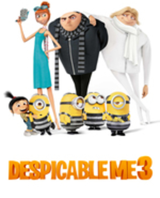 Icon of the event Monday Movies: Despicable Me 3 (2017)
