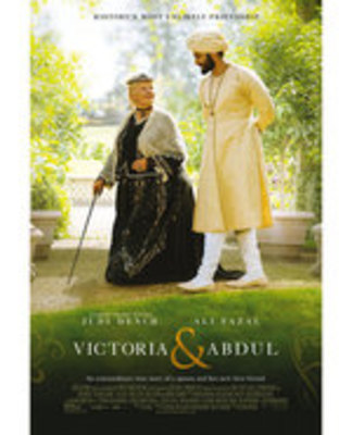 Icon of the event Film: Victoria & Abdul *ROOM CHANGE*