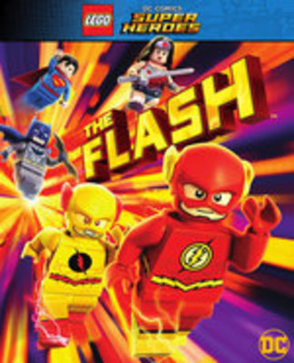 Icon of the event Monday Movies: Lego DC Comics Super Heroes: The Flash (2018)