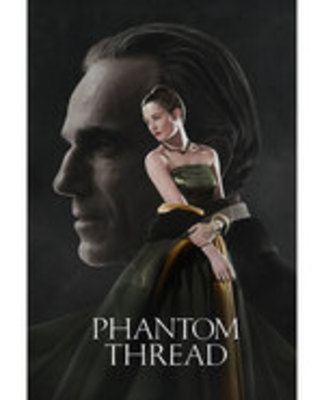 Icon of the event Adult Afternoon Movie: Phantom Thread (2017)