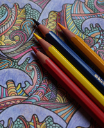 Icon of the event Adult Colouring Program