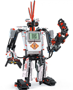 Icon of the event After School Club: LEGO Mindstorms Robotics (Ages 10+)
