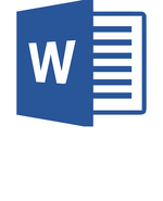 Icon of the event Word Basics I: Create and Edit a File