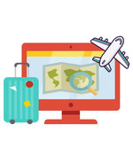 Icon of the event Digital Life Skills for Seniors: Online Travel
