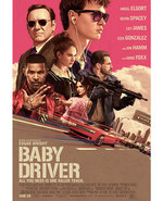 Icon of the event Movie Night: Baby Driver