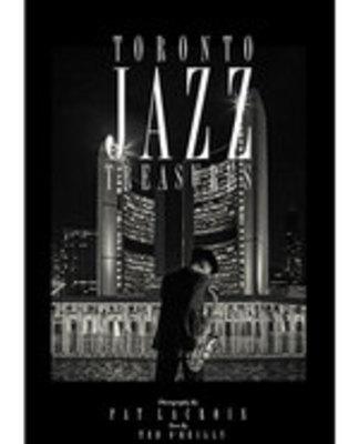Icon of the event Toronto Jazz Treasures: 100 Portraits of Toronto's Great Jazz Musicians