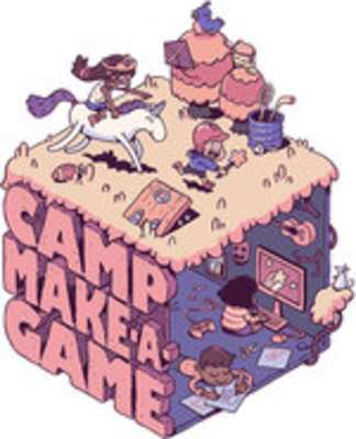 Icon of the event Camp Make-a-Game