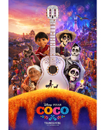 Icon of the event Halloween in Summer: Movie Madness - Coco (2017)
