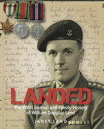 Icon of the event LANDED: The WWII Journal and Family History of William Douglas Land