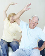 Icon of the event Community Exercise Program for Seniors