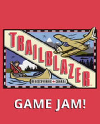 Icon of the event TRAILBLAZER: Rediscovering Canada Game Jam