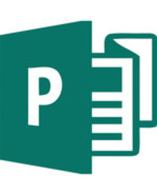 Icon of the event Microsoft Publisher