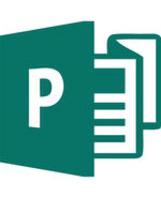 Icon of the event Microsoft Publisher Basics