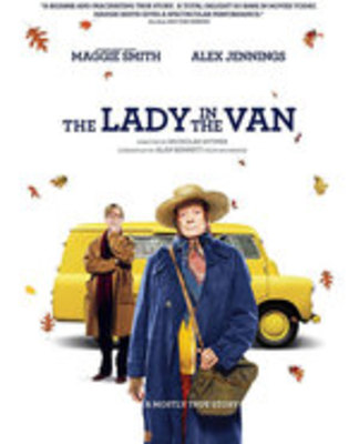 Icon of the event May Movie @ Palmerston: The Lady in the Van