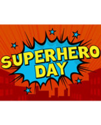 Icon of the event Superhero Day!