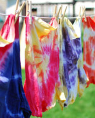 Icon of the event Tween Thursdays: DIY Tie Dye Fashion