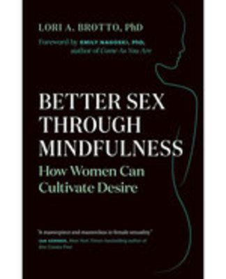 Icon of the event Better Sex Through Mindfulness with Author Lori Brotto